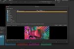 Nuke screenshot: Nuke read files