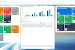 SYSPRO screenshot: Main desktop view
