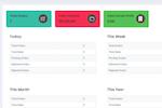 TagMyOrder screenshot: TagMyOrder status tracking
