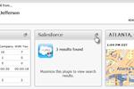 Vonage Business Communications screenshot: Salesforce Plugin for Vonage Business