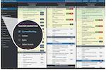Pivotal Tracker screenshot: Pivotal Tracker's multi-project view