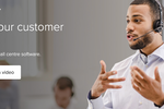 RingCentral Contact Center screenshot: Transform customer engagement with Collaborative Contact Centre technology