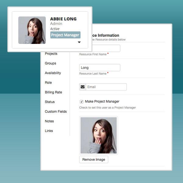 Team member profile