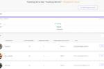 Influentia Screenshot: Influentia analytics