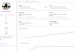 Influentia Screenshot: Influentia influencer performance