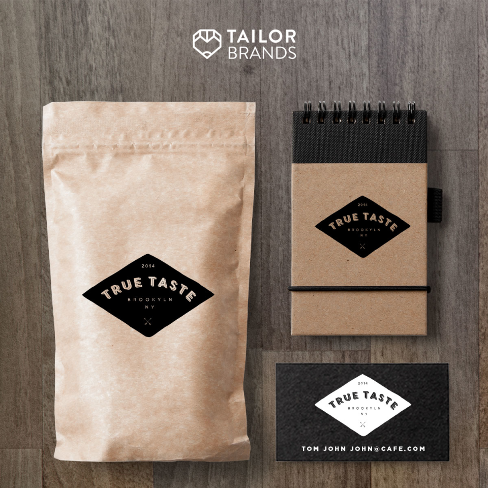 Tailor Brands product logo screenshot