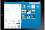 Captura de tela do Revel Systems: Revel POS on iPad in use in a restaurant