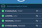 Claimocity screenshot: Claimocity mobile dashboard