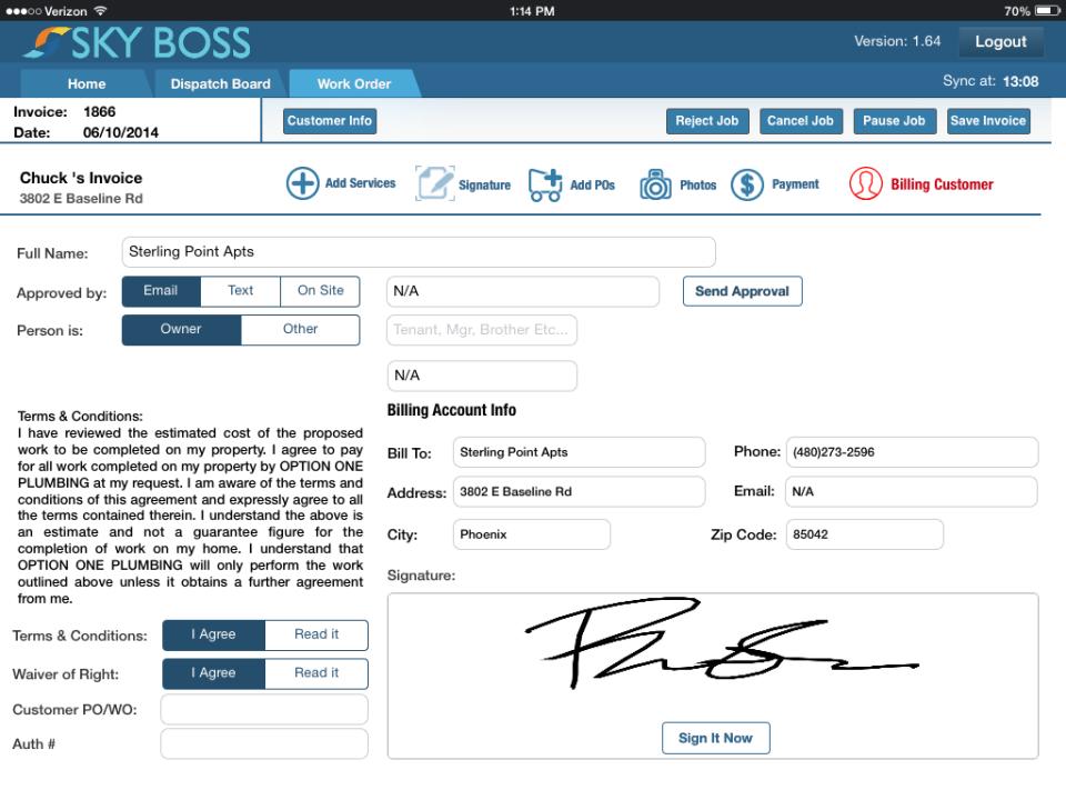 SkyBoss Software - 5
