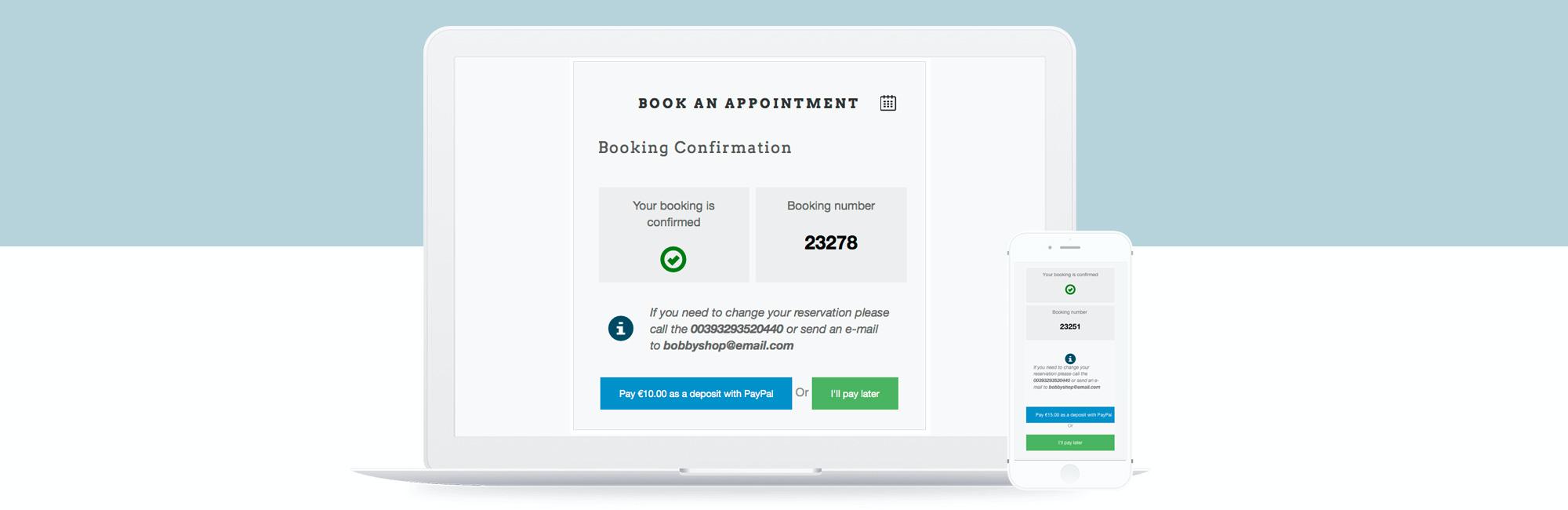 Salon Booking Software - 4