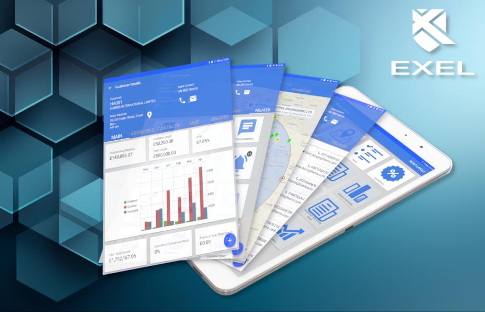 EFACS E/8 Software - Mobile CRM