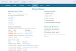 IRS Solutions Software screenshot: Software Control Center