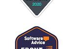 Captura de pantalla de AI Field Management: Awards from GetApp and Software Advice