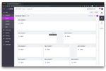 dotCMS screenshot: Layout Designer