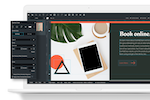 Ceros Screenshot: Bring your content to life by quickly adding animations and interactions to the assets on your canvas.
