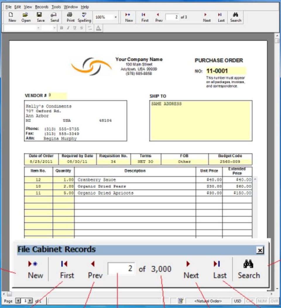 FormDocs Software - 4