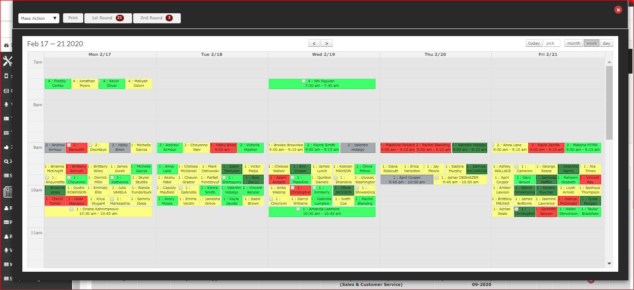 Applicant Starter Software - 3
