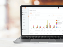 CAKE POS Software - Get an instant look at the health of your restaurant with dynamic reporting from CAKE. Browse wages, hours worked, sales categories, and more.