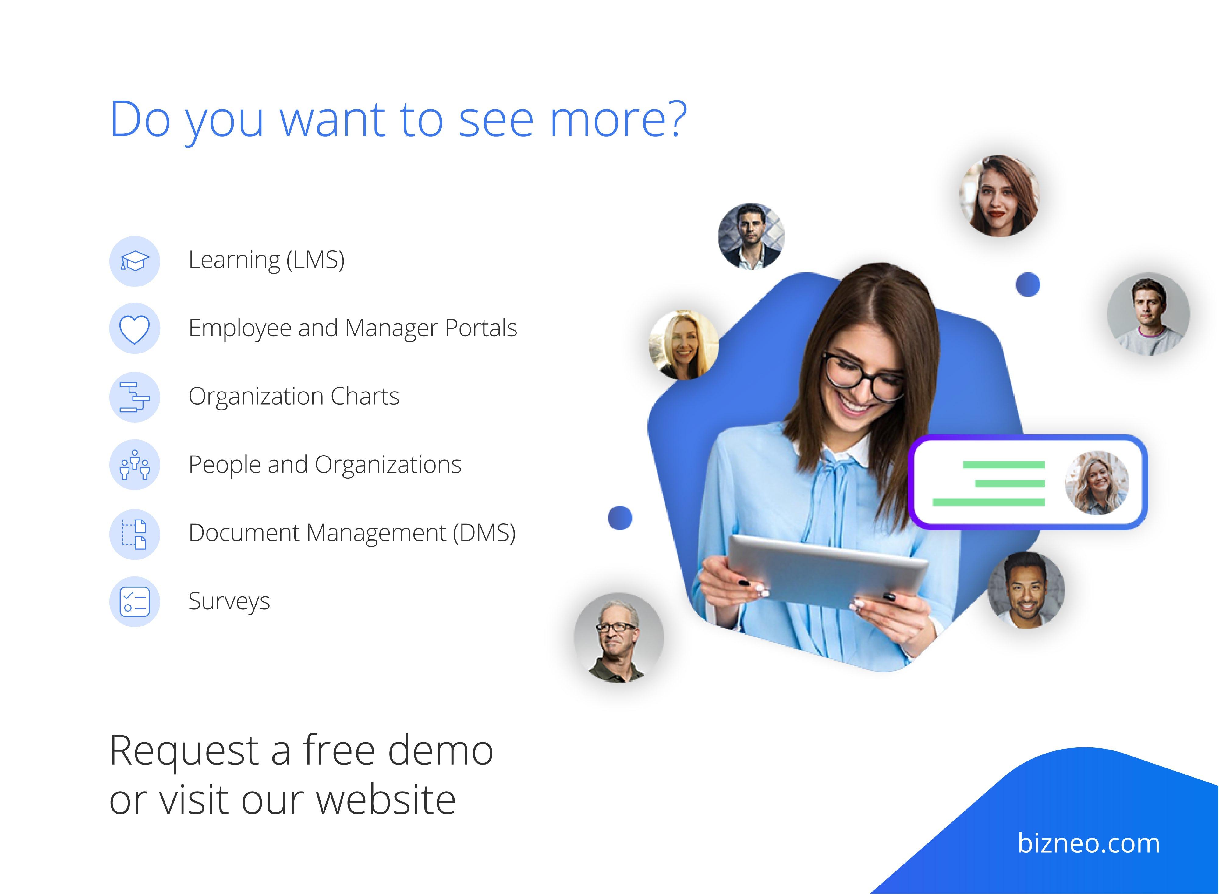 Bizneo HR Software - 5