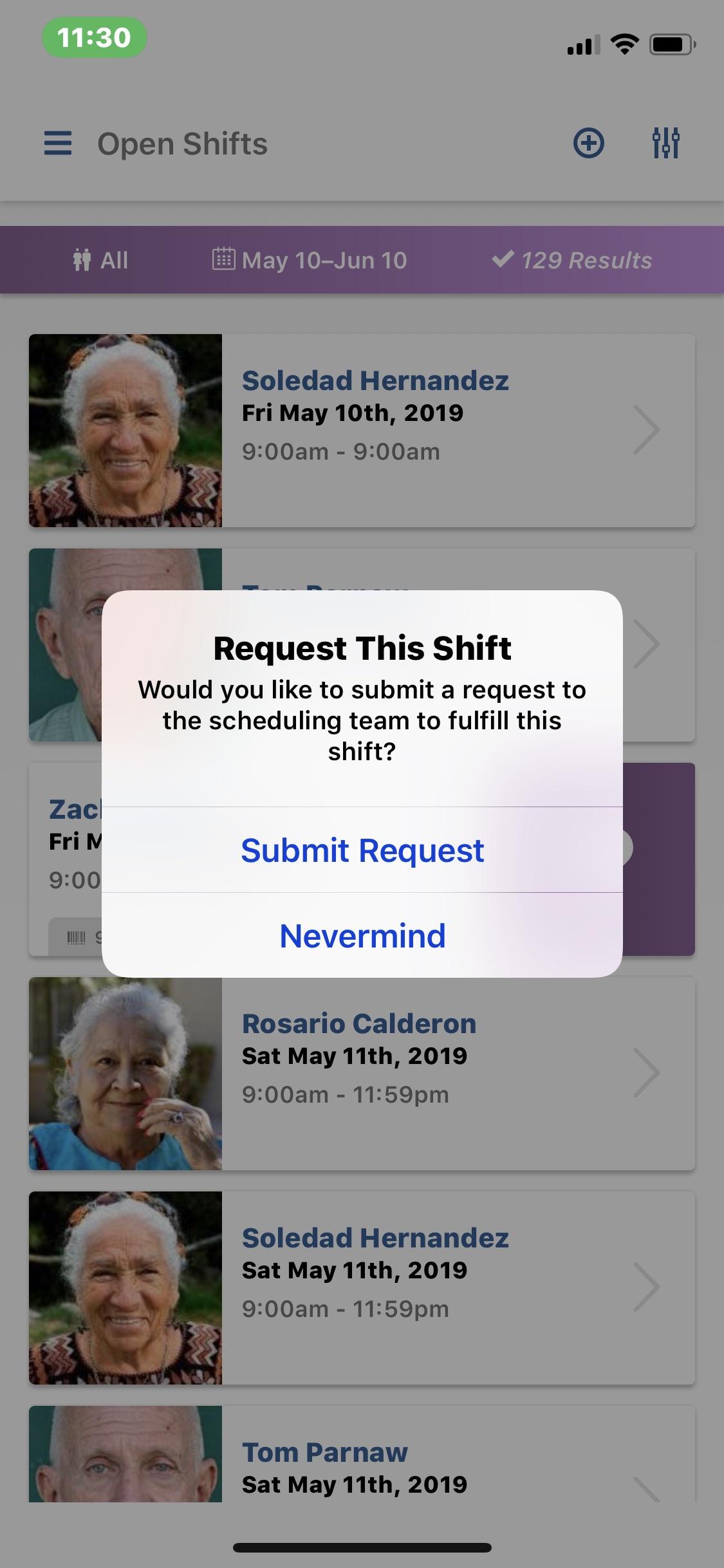 Native Mobile App