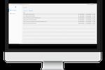 Gluru AI screenshot: Dashboard while viewing the 'Documents' tab