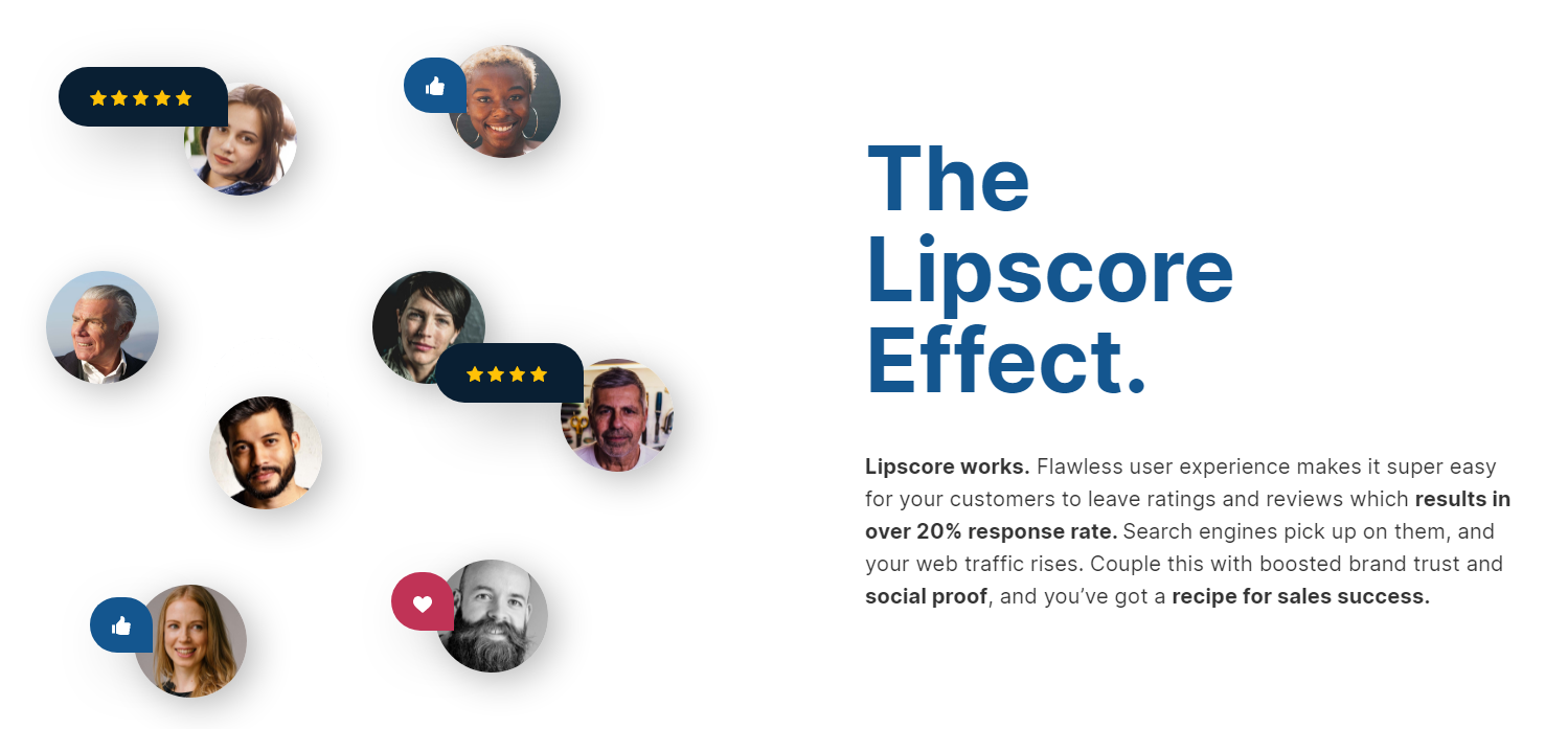 How Lipscore works