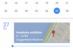 Google Calendar Screenshot: