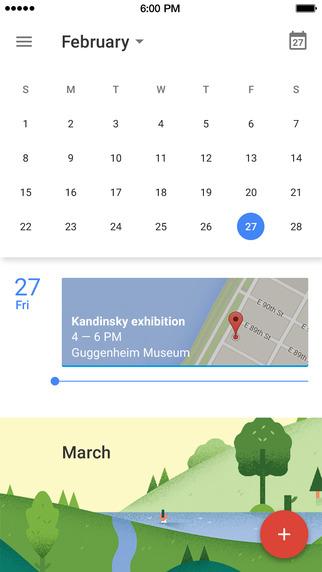 Google Calendar Software - 3
