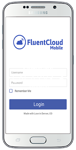 FluentCloud Web Portal is mobile-friendly on devices of any size, keeping you in the loop with business communications no matter where you are.
