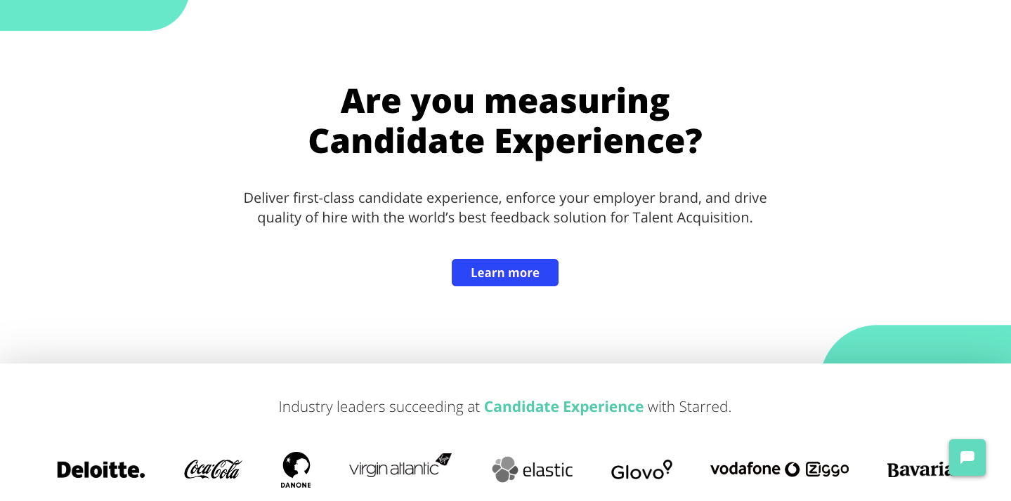 We work with forward-thinking companies that want to excel in candidate experience