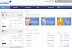 Summit Dpath screenshot: Summit user's portal / participant portal