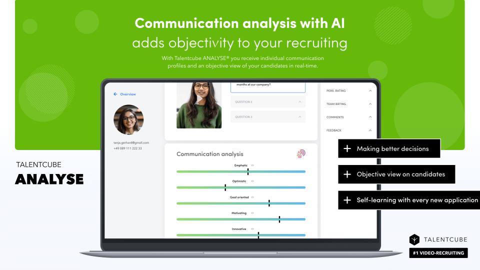 Talentcube Software - 4