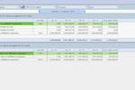 Captura de pantalla de Corporate Planner Sales: Corporate Planner liabilities