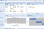 VisionProject screenshot: Dashboard