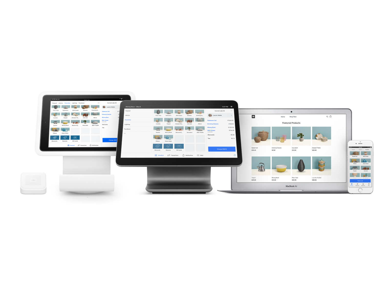 Square Point of Sale Software - 2