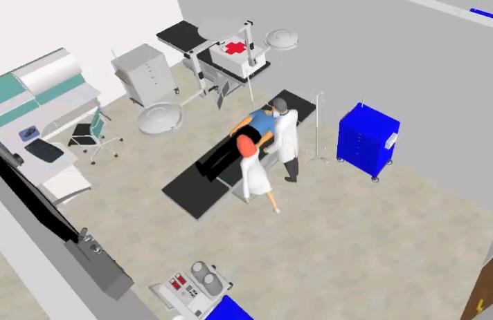 Simio Software - Simio Healhcare