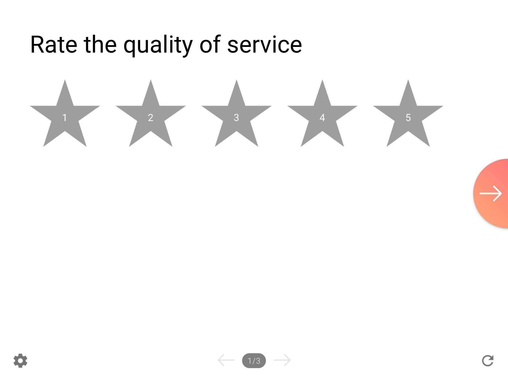INBOOK Software - Star rating