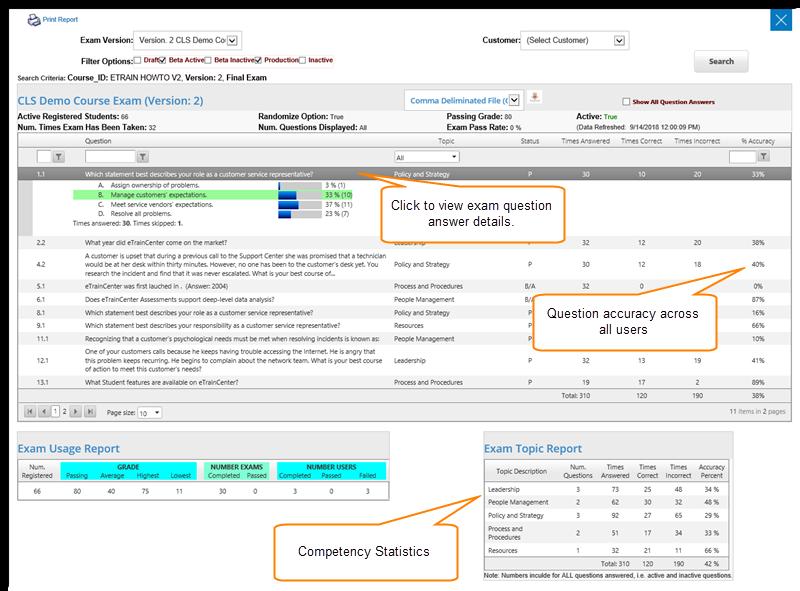 eTrainCenter Software - 4