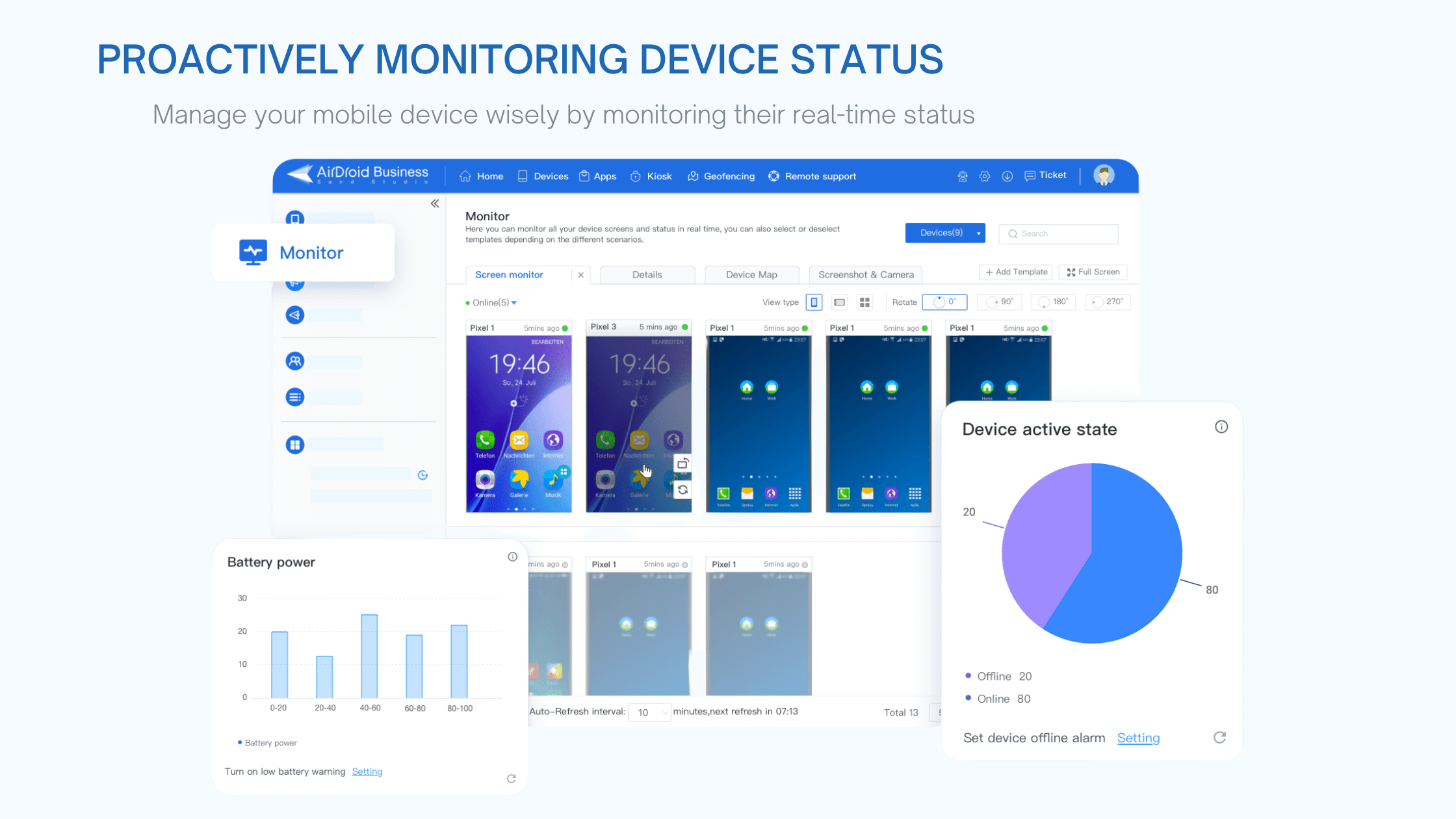 AirDroid Business Manage your devices with proactive monitoring