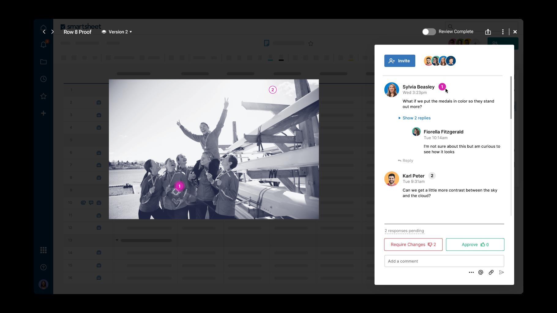 Content Collaboration