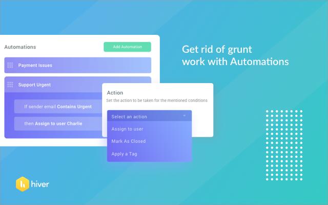 Get rid of grunt work with Automations