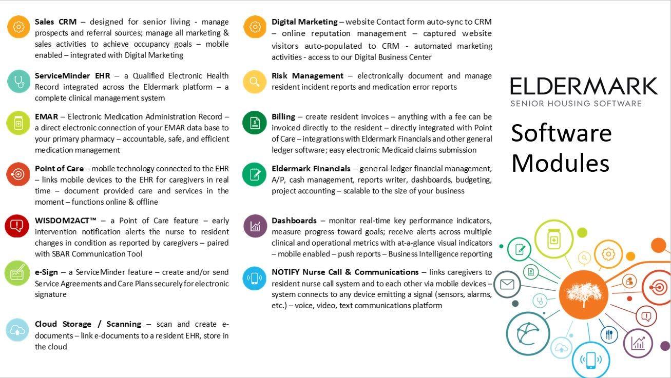 Eldermark Software - 1