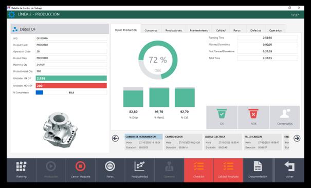 Mapex QM Software - 2