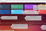 uContact screenshot: Review supervisor activities and tasks