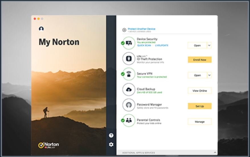 Norton AntiVirus Software - 3