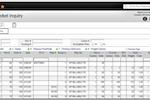 ABS screenshot: ABS customer inquiries