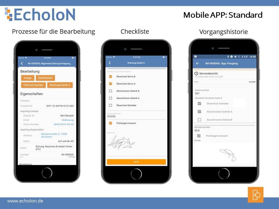 EcholoN Software - 2