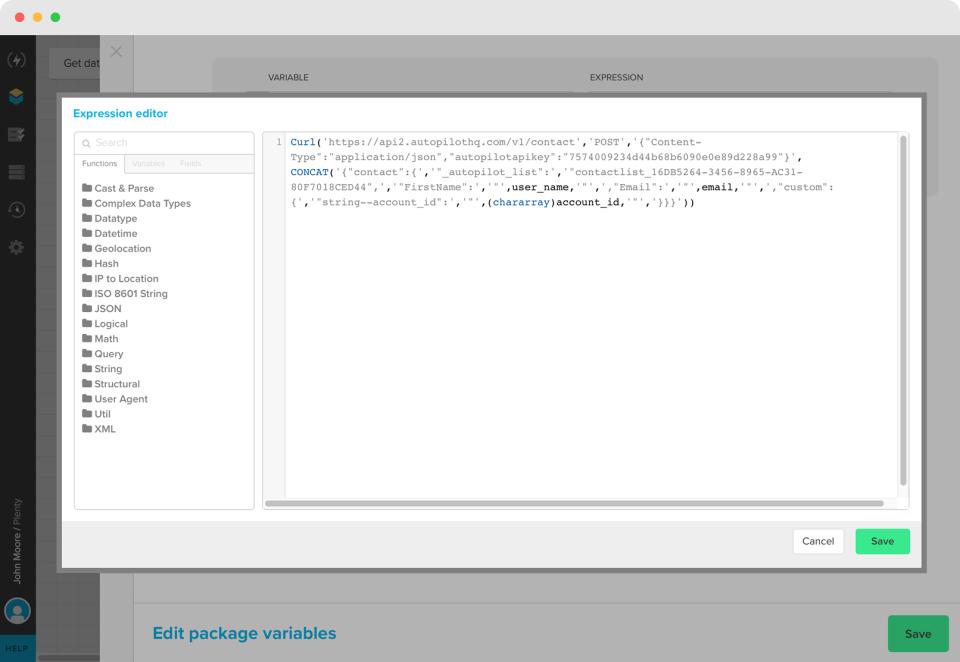 Xplenty Software - 3