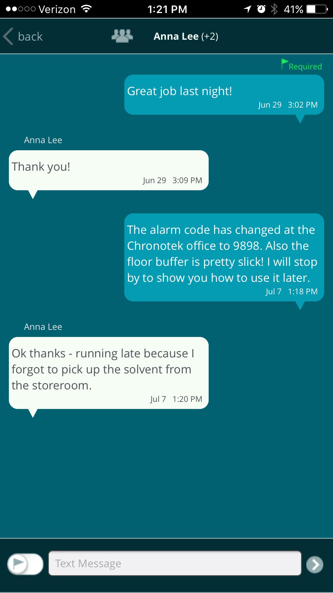 Chronotek Software - 5