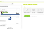 Capture d'écran pour MineralTree Invoice-to-Pay : Inbox with Captured Invoices